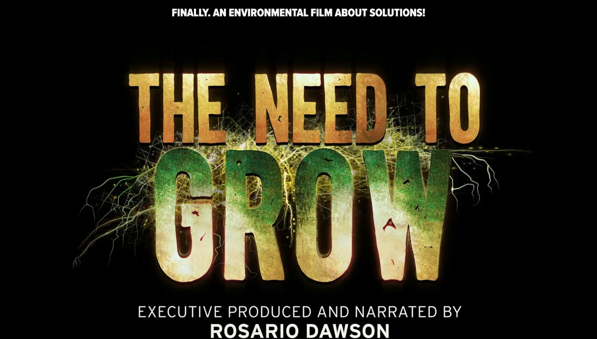 The Need to Grow film
