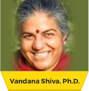 Vandana Shiva, Ph.D – Food, Democracy, & The Future of Life
